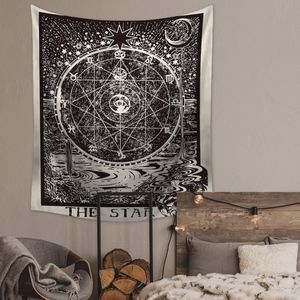 Other - Astrological Tapestry with Wall Hangers